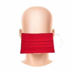 Cotton Fabric Non-Surgical Face Mask in Wholesale